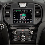 Chrysler 300's Uconnect system doesn't include a CD player.