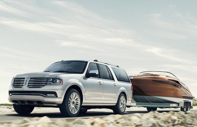 2015 Lincoln Navigator.